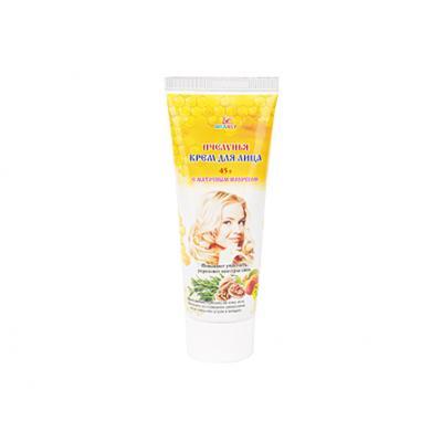 Крем для лица с маточным молочком (45+)